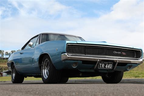 1968 Dodge Charger R/T - TR440 - Shannons Club