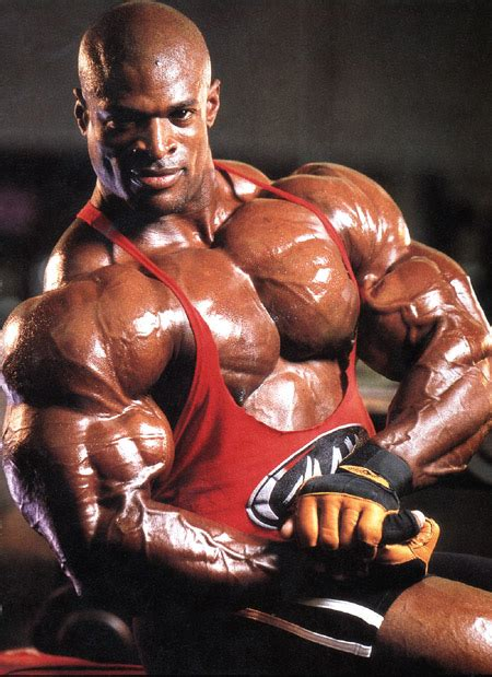 Body Builders: Ronnie Coleman Pictures