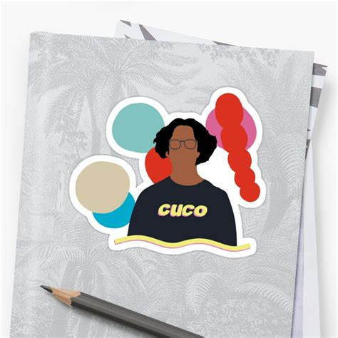"""""""Cuco // Balloons"""" Stickers by Will Booth 