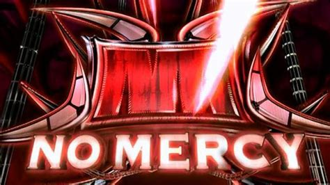 WWE No Mercy 2005 - Results - WWE PPV Event History - Pay