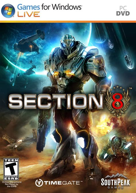 Section 8 Windows, X360, PS3 game - Mod DB