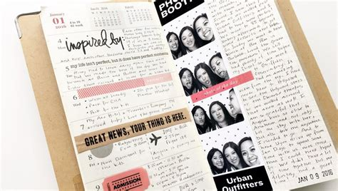 Journaling Daily at Big Picture Classes   Journal, Big