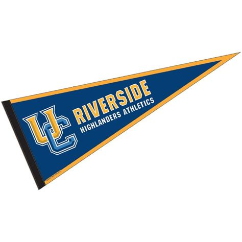 UCR Highlanders Pennant and Pennants for UCR Highlanders