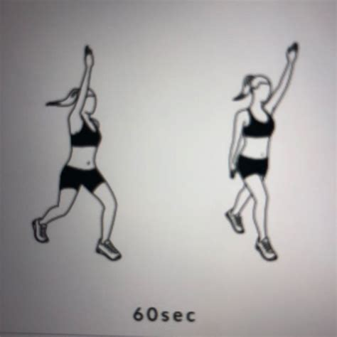 Scissor Jacks - Exercise How-to - Workout Trainer by Skimble