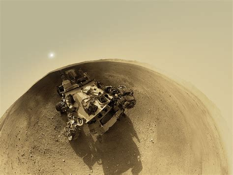 A 360-Degree 'Street View' From Mars - Universe Today
