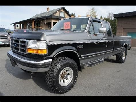 1993 FORD F250 SUPERCAB 7