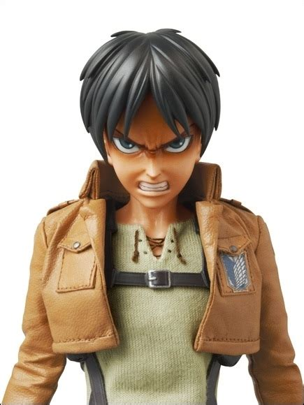 Real Action Hero Eren Yeager from Attack on Titan