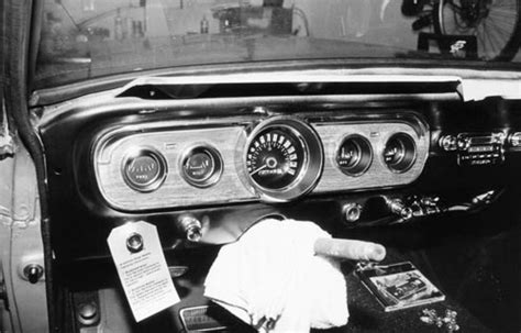 1966 Ford Mustang - Project '66 - Five-Dial Dash-Cluster