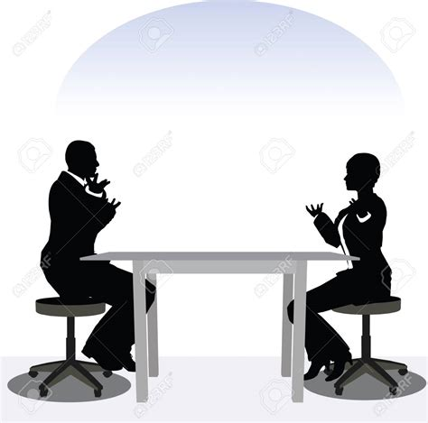 Of silhouette of ladies having a meeting - 10 free HQ