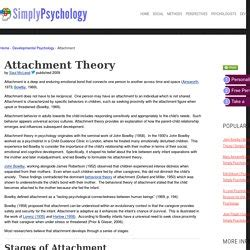 Attachment - psychology ta2 (4)   Pearltrees