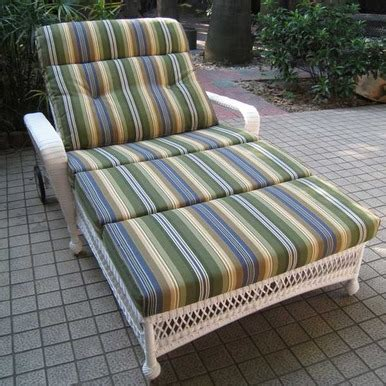 NorthCape International Wicker Deep Seating Double Chaise