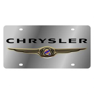 2013 Chrysler Town and Country Chrome Accessories & Trim