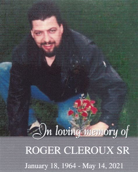 Obituary of Roger Cleroux   Windsor Chapel Funeral