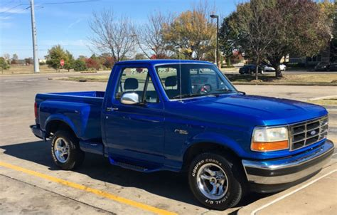Ford F-150 Flare side - Classic 1993 Ford F-150 Flareside