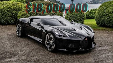 Top 5 Most Expensive Cars In The World! | 2020 Update
