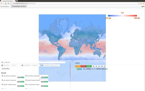 ClimatePipes: User-Friendly Data Access, Data Manipulation