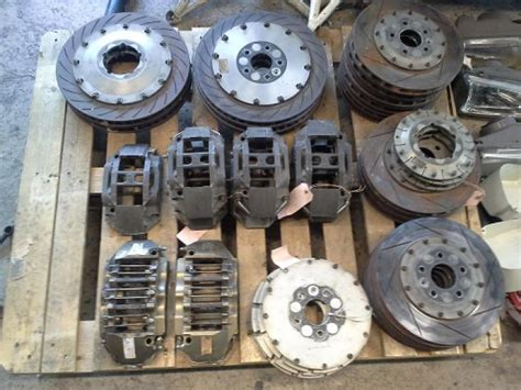 Subaru WRC S5 spare parts   Rally Car Parts for sale at