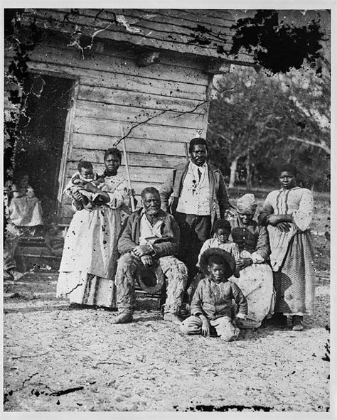 Five generations on Smith's Plantation, Beaufort, South