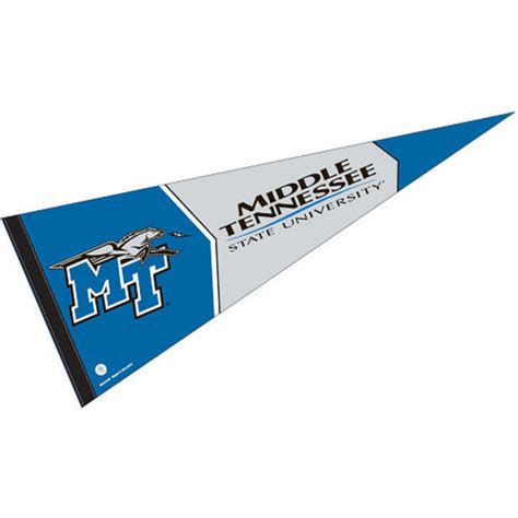 Middle Tennessee State State University Pennant and