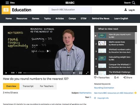 How do you round numbers to the nearest 10? - MathsLinks